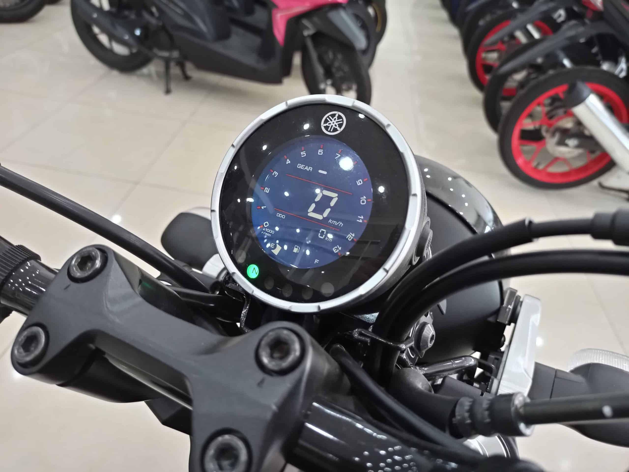 đồng hồ xe SXR 155 2020