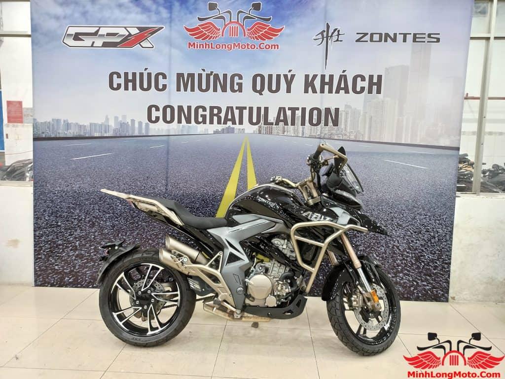 ZONTES 310T tại Minh Long Moto