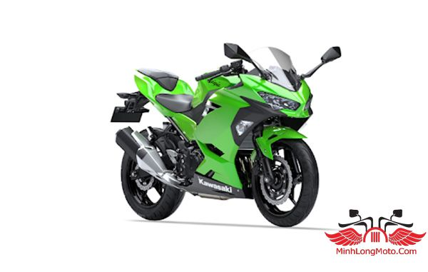 Kawasaki Ninjsja 250 xanh