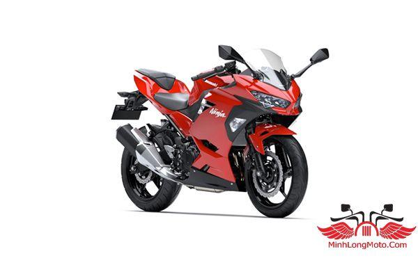 Kawasaki Ninjsja 250 đỏ