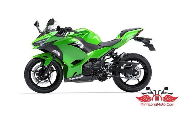 Kawasaki Ninjsja 250 thiết kế
