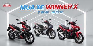 Trả góp Winner X