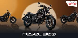 Honda Rebel 300