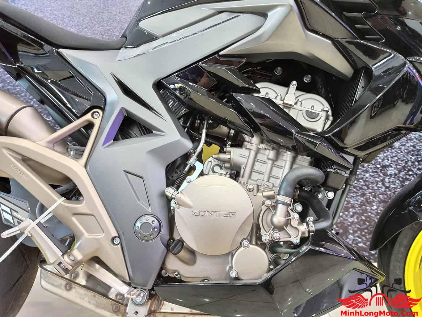 Động cơ xe Zontes 310 R 1