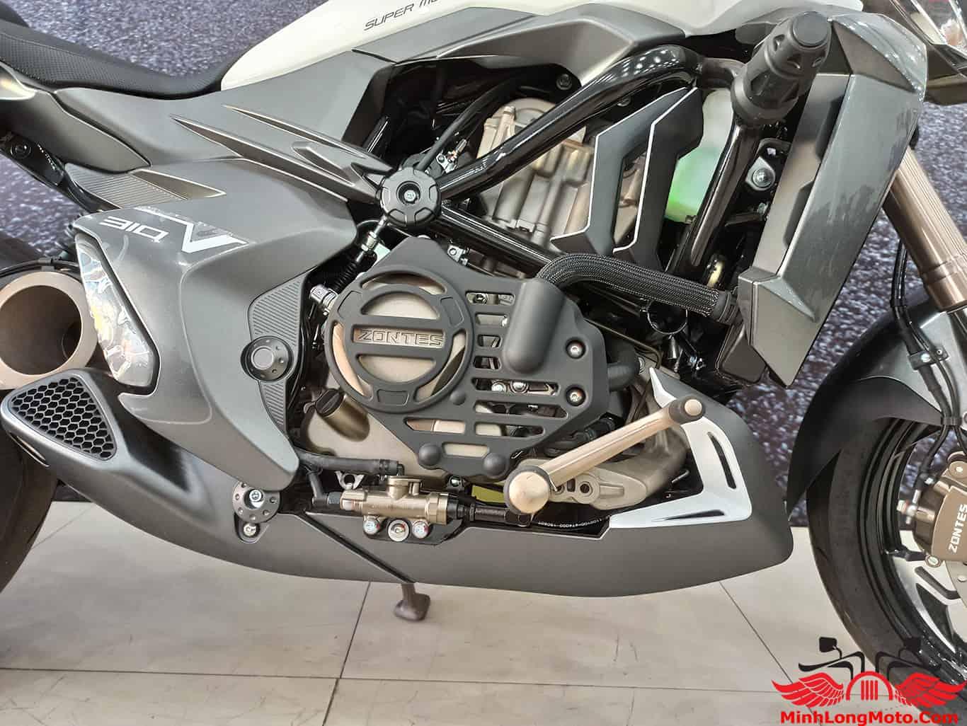 Động cơ xe Zontes 310V