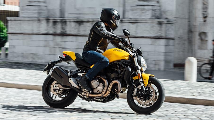 Thiết kế xe Ducati 821