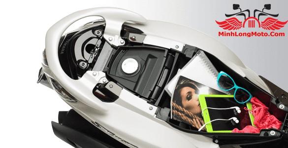 Cốp xe Yamaha Fino 125