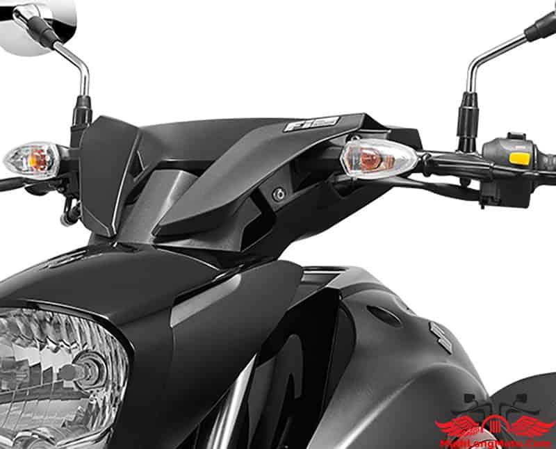 Hệ thống phun nhiên liệu FI được trang bị trên Suzuki Intruder 150