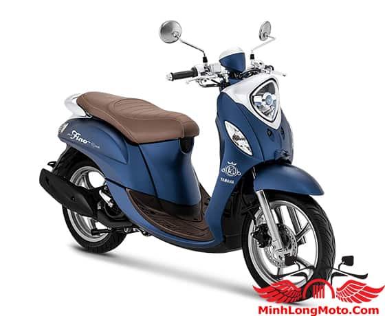 Yamaha Mio Fino Grande 125 màu Xanh