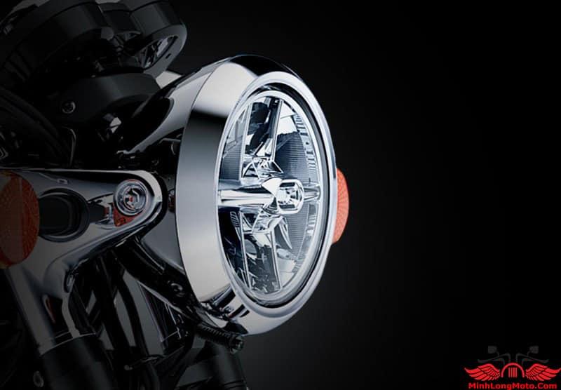 Đèn xe Kawasaki W800