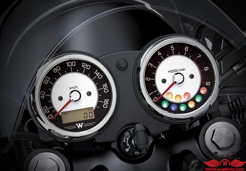 Đồng hồ W800
