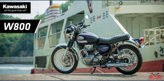 Giá Kawasaki W800