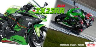 Giá xe Kawasaki ZX25R