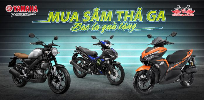 Khuyến mãi Yamaha