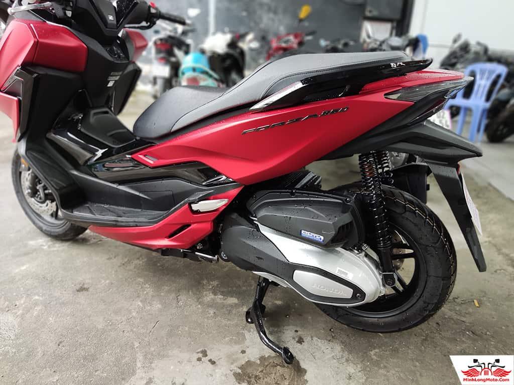 Động cơ Honda Forza 350