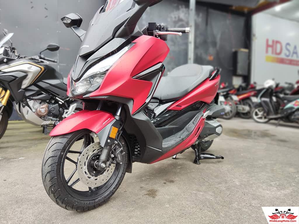 kích thước Honda Forza 350