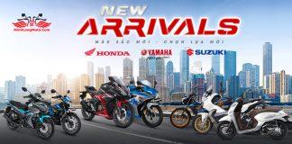 CBR 150R, Genio, ADV, GSX R150, Raider, Satria, 2021