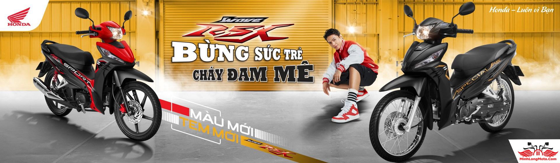 Honda Wave RSX 110 2020