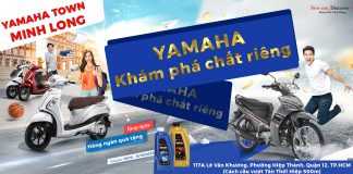 Yamaha Khám Phá Chất Riêng - Minh Long Motor