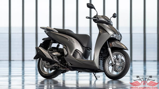 Smart key của Honda Sh350i 2021