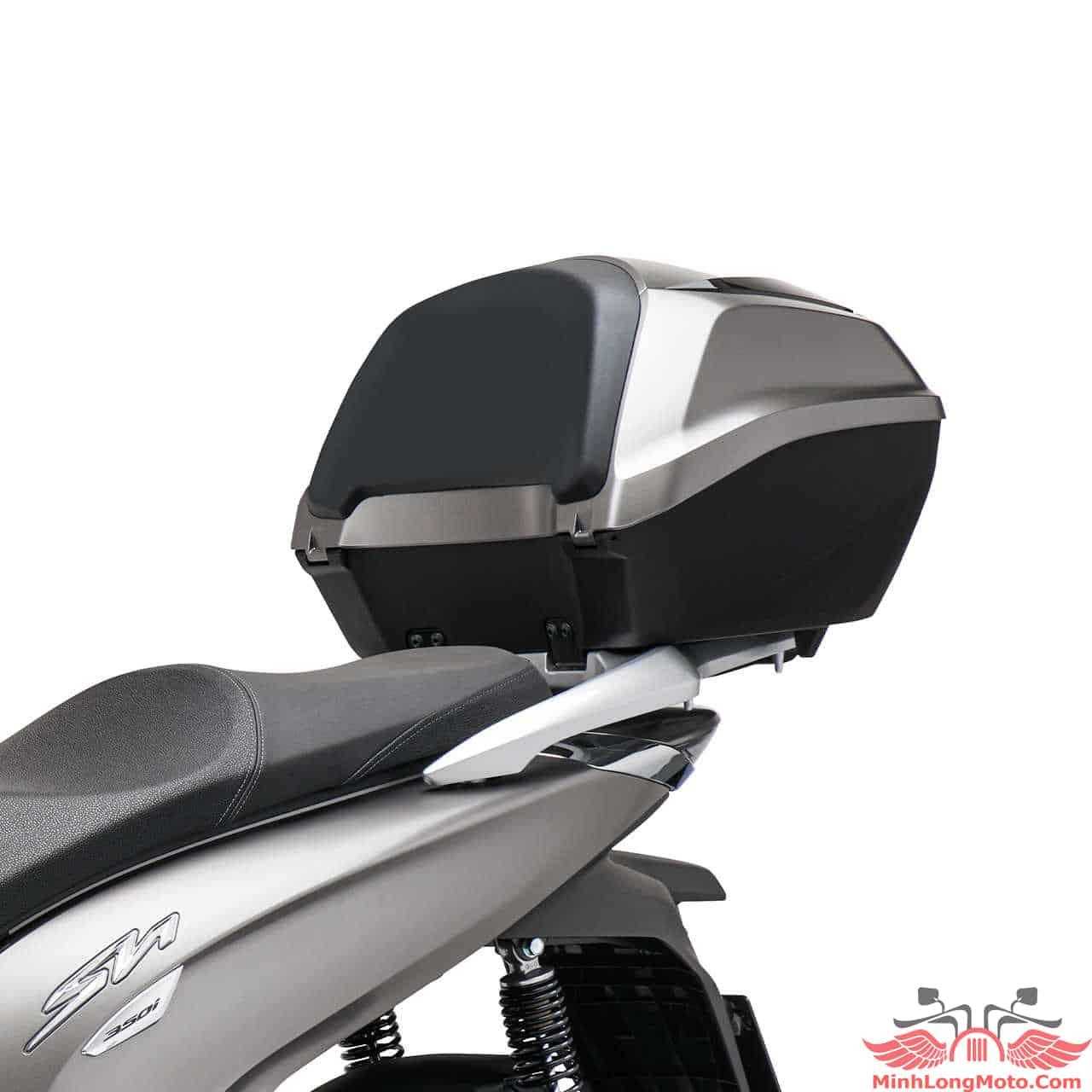 Thùng phụ kiện của Honda Sh350i 2021