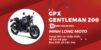 gpx gentleman 200