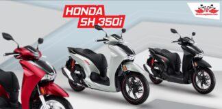 Xe tay ga Honda SH 350 2021