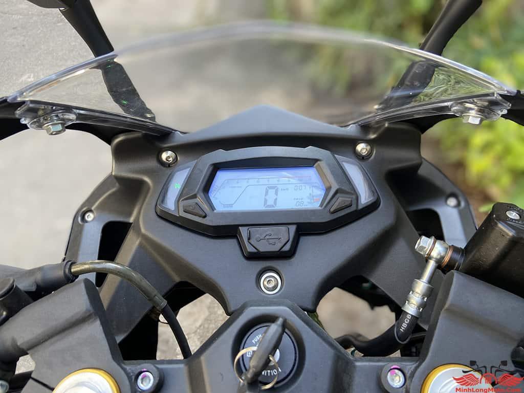 Đồng hồ GPX Demon 150GR Fi