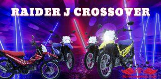 Raider J Crossover Philippines