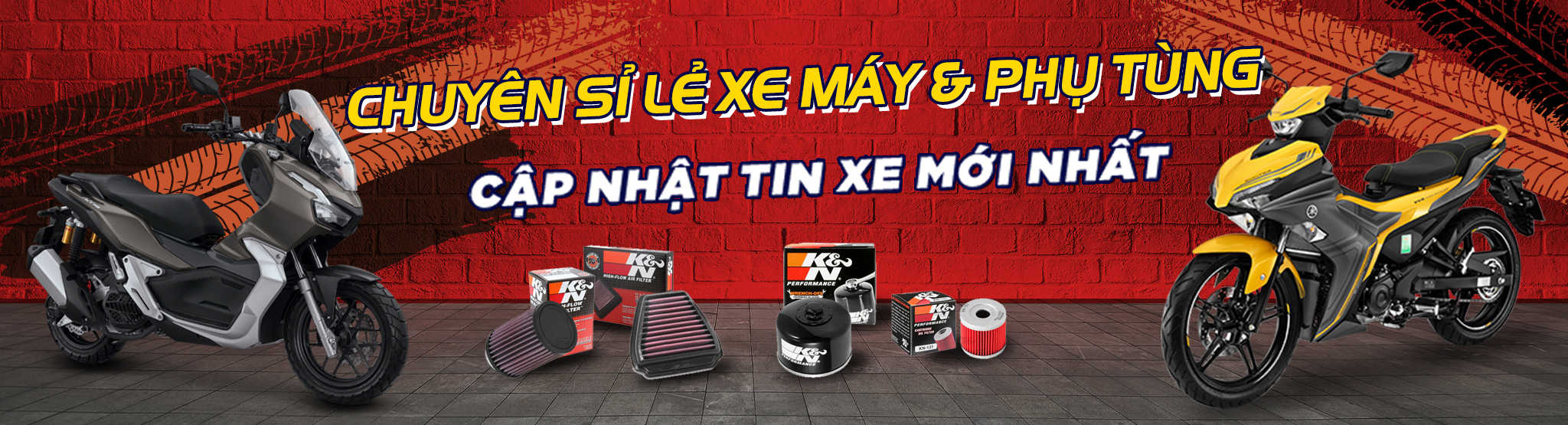 banner Minh Long Motor