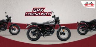 GPX Legend 150 Fi