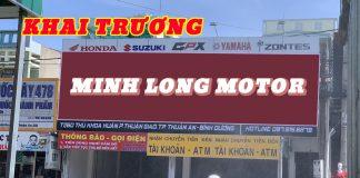 Minh Long Moto Bình Dương
