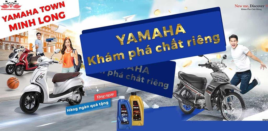 Yamaha Minh Long Motor