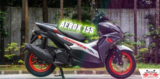 Giá Yamaha Aerox 155