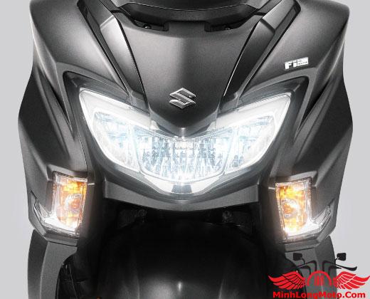 Đèn xe Suzuki Burgman 125