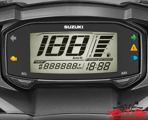 Đồng hồ xe Suzuki Burgman 125