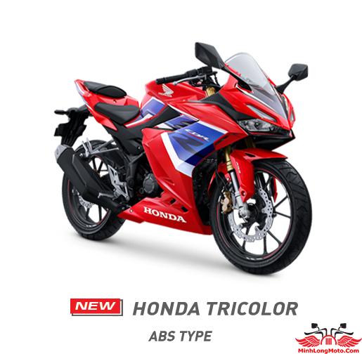 Honda CBR150R đặc biệt Tricolor