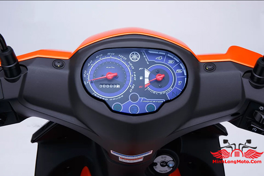 Đồng hồ xe máy Sirius
