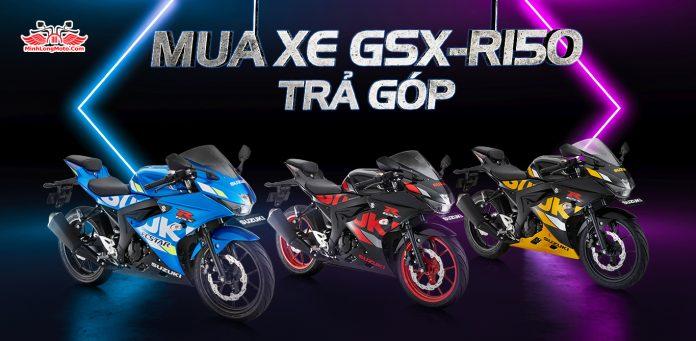 Trả góp GSX R150