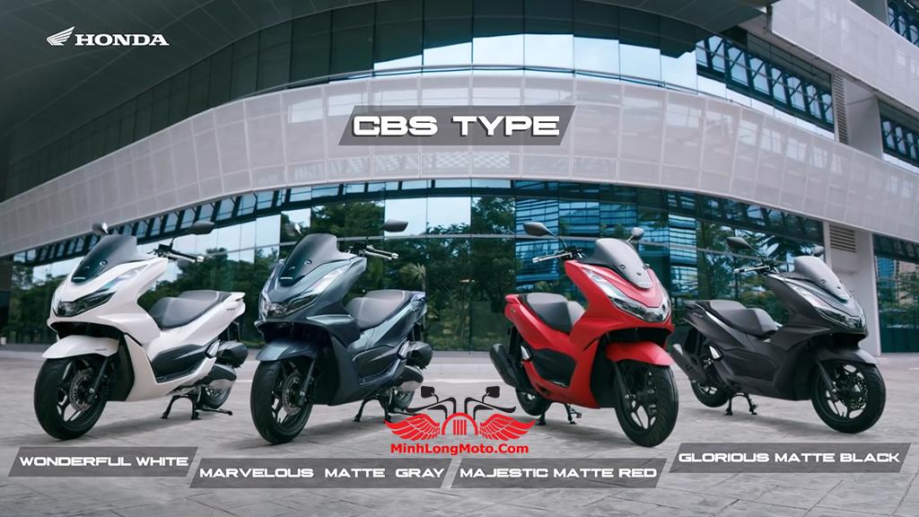 pcx 160 phiên bản cbs