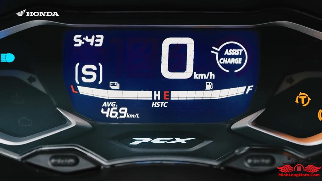 pcx 160 chế độ S mode