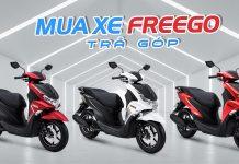 Yamaha Freego trả góp
