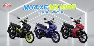 Yamaha MX King trả góp