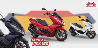 Giá xe Honda PCX 160