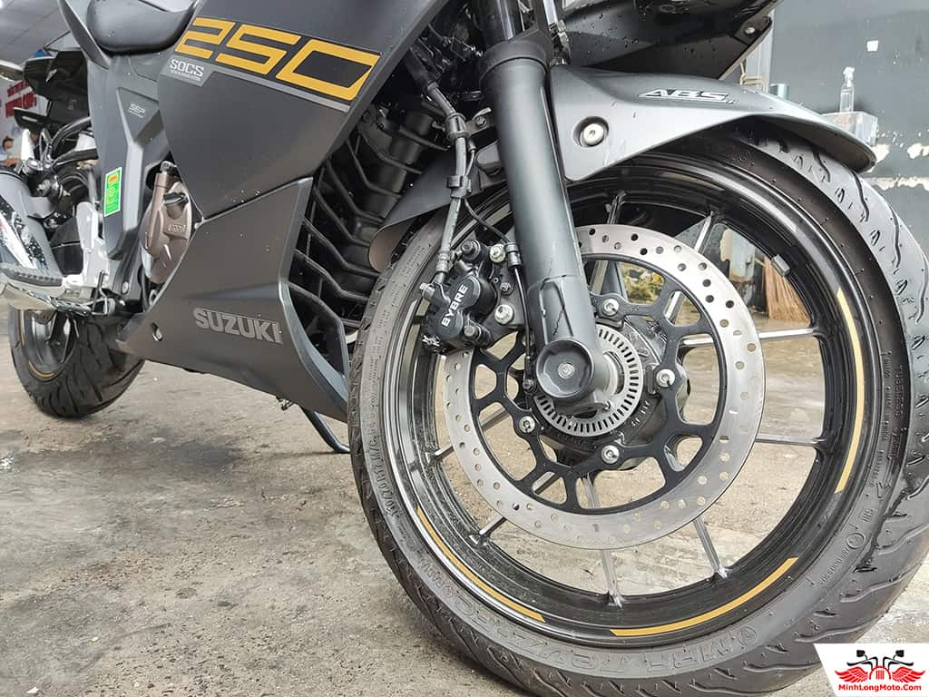 Phanh ABS Gixxer 250