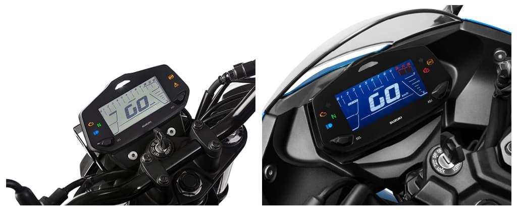 Đồng hồ Gixxer 250/sf250