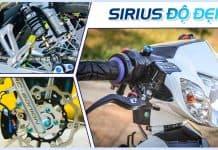 Top 5 Sirius độ đẹp nhất