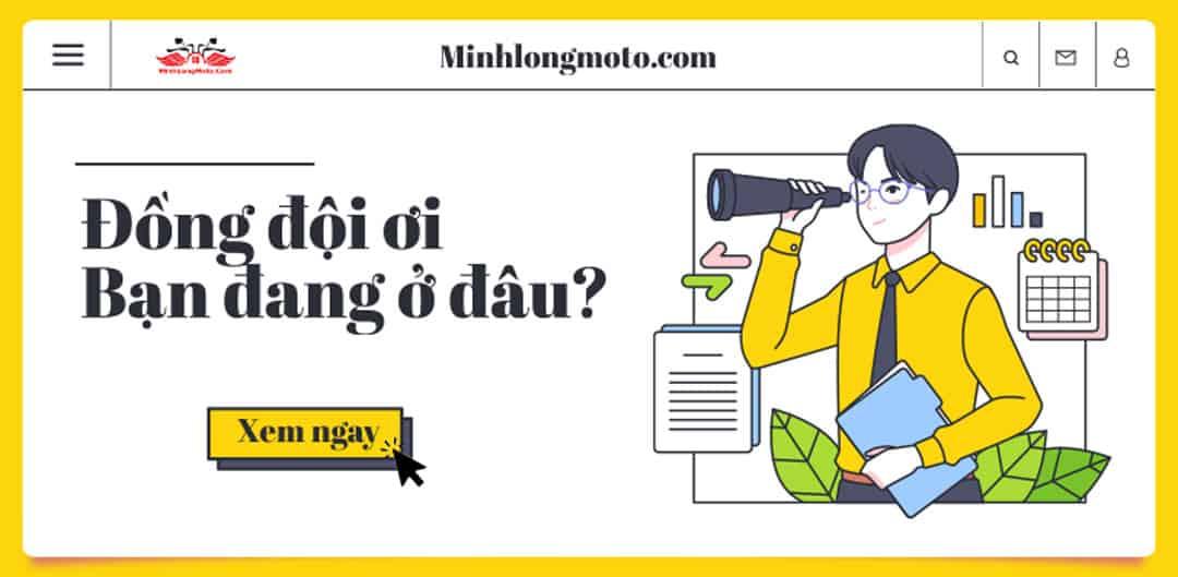 JOBS hấp dẫn tại Minh Long Motor