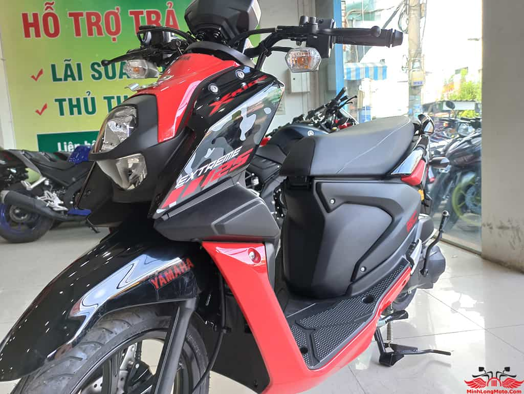 Đánh giá X Ride 125
