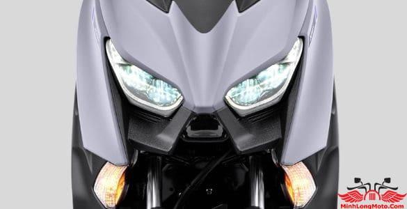 Đèn Hazard trên Nmax 250